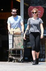 ELIZABETH OLSEN Out Shopping in Los Angeles 05/05/2019