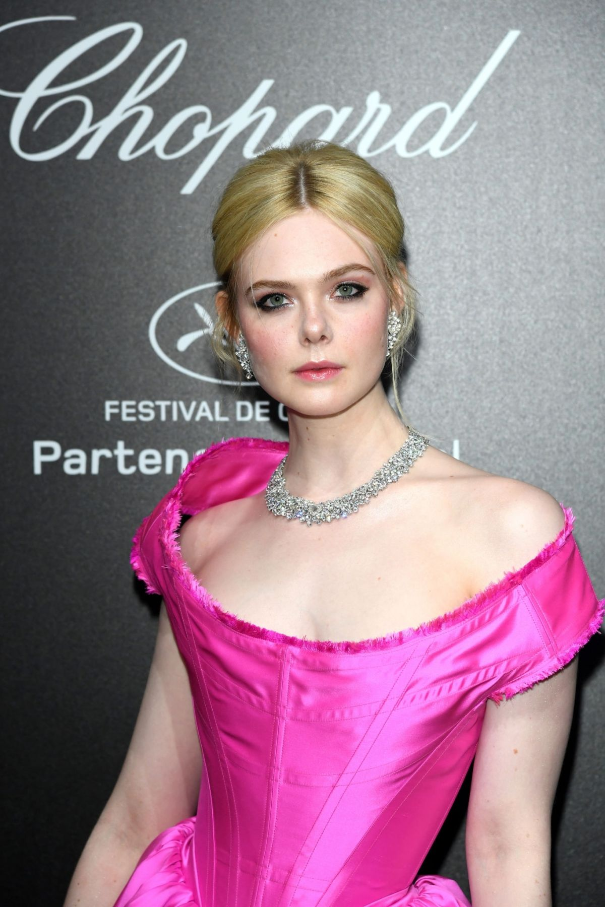 ELLE FANNING at Jury Photocall at 2019 Cannes Film
