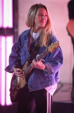 ELLIE GOULDING at Sound Checks at One Show in London 05/10/2019