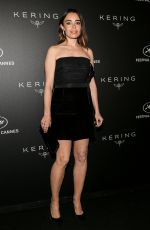 ELODIE BOUCHEZ at Kering Women in Motion Awards Dinner in Cannes 05/19/2019
