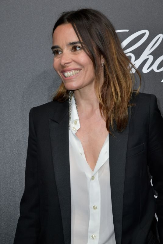 ELODIE BOUCHEZ at Official Trophee Chopard Dinner at Cannes Film Festival 05/20/2019