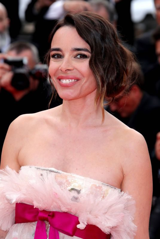 ELODIE BOUCHEZ at Oh Mercy! Screening at 2019 Cannes Film Festival 05/22/2019