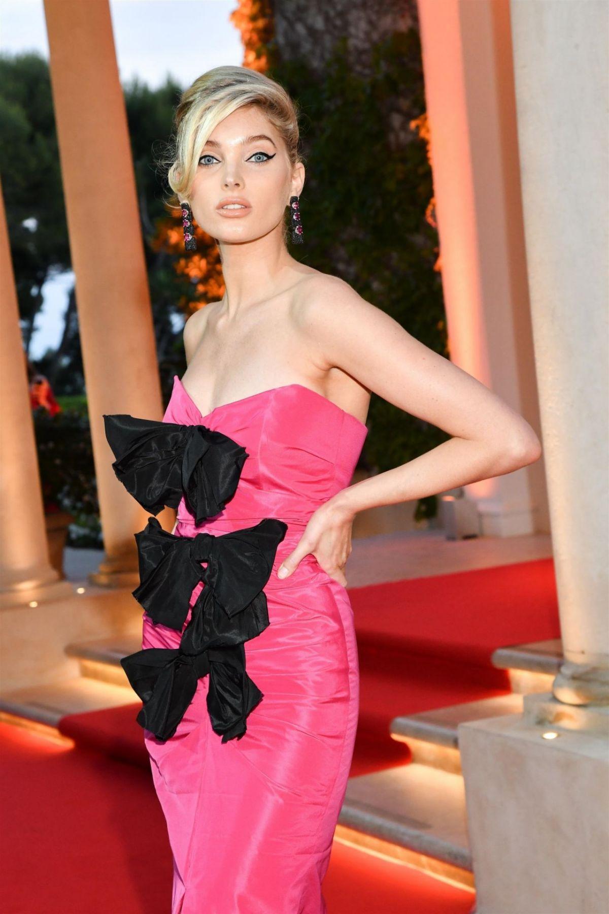 ELSA HOSK at CFDA Fashion Awards in New York 06/03/2019