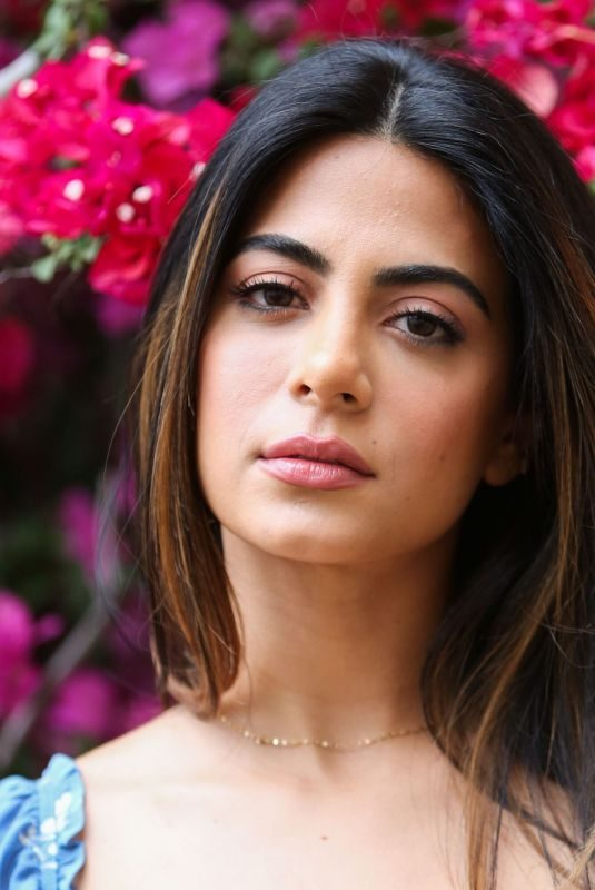 EMERAUDE TOUBIA at Home & Family Photocall 05/23/2019