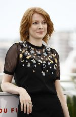 EMILY BEECHAM at Little Joe Photocall at 72nd Annual Cannes Film Festival 05/18/2019