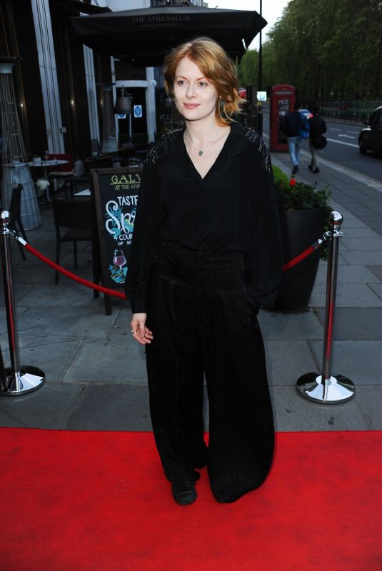 EMILY BEECHAM at Screen International Hosts Pre-cannes Party in London 05/08/2019