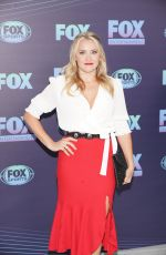EMILY OSMENT at Fox Upfront Presentation in New York 05/13/2019