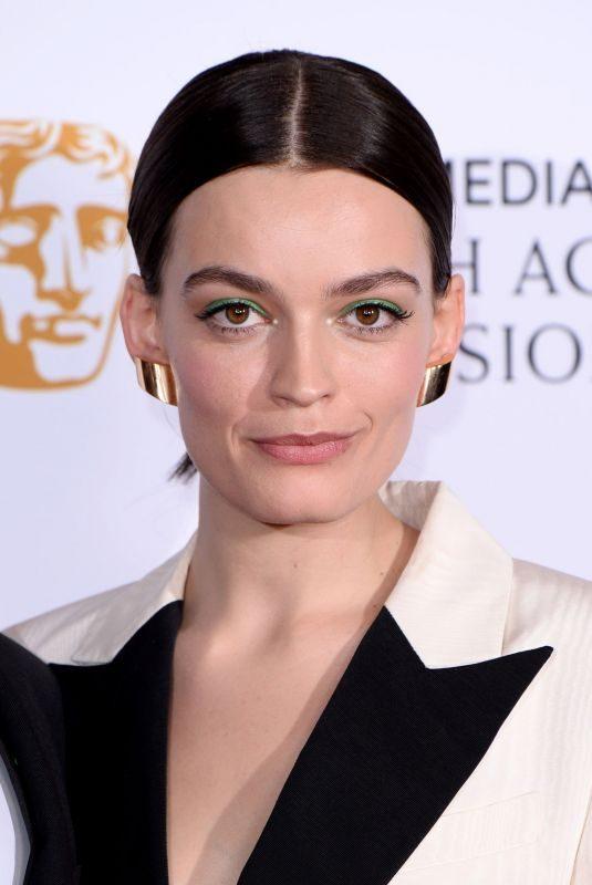 EMMA MACKEY at Virgin Media British Academy Television Awards 2019 in London 05/12/2019