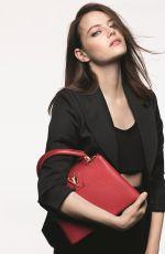 EMMA STONE for Louis Vuitton Handbag 2019 Campaign