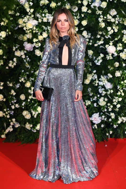 ERICA PELOSINI at Charles Finch Filmmakers Dinner in Cannes 05/17/2019