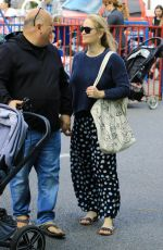 ERIKA CHRISTENSEN at Farmers Market in Studio City 05/05/2019
