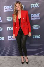 ERIN ANDREWS at Fox Upfronts Presentation in New York 05/13/2019