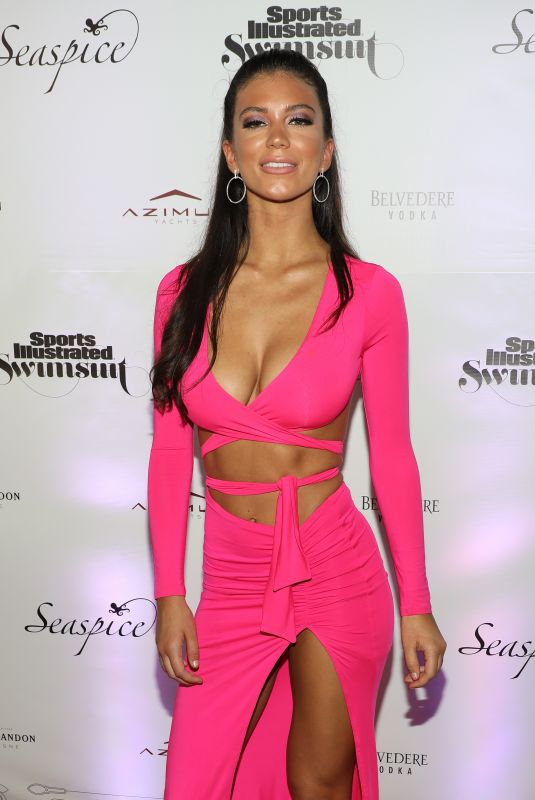 ERIN WILLERTON at Sports Illustrated Swimsuit 2019 Issue Launch at Seaspice in Miami 05/10/2019