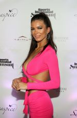 ERIN WILLERTON at Sports Illustrated Swimsuit 2019 Launch in Miami 05/10/2019