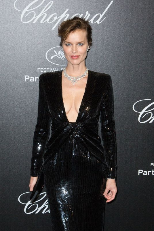 EVA HERZIGOVA at Chopard Party at 2019 Cannes Film Festival 05/17/2019