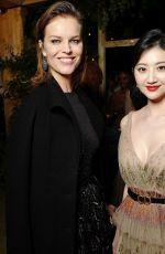 EVA HERZIGOVA at Dior and Vogue Dinner at Cannes Film Festival 05/15/2019