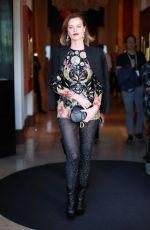 EVA HERZIGOVA Leves Majestic Hotel in Cannes 05/16/2019