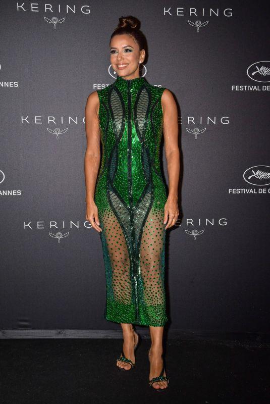 EVA LONGORIA at Kering Women in Motion Awards at Cannes Film Festival 05/19/2019