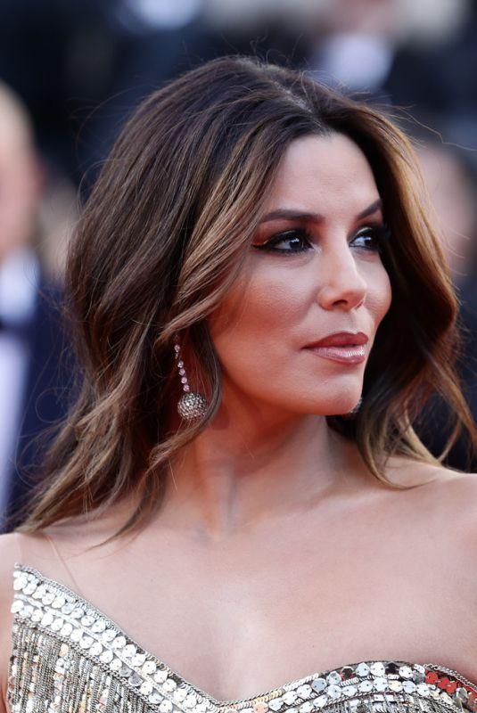 EVA LONGORIA at Rocketman Screening at 2019 Cannes Film Festival 05/16/2019
