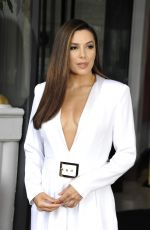 EVA LONGORIA Leaves Majestic Hotel in Cannes 05/18/2019