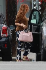 EVA MENDES Out and About in Glendale 05/21/2019