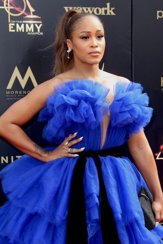 EVE at Daytime Emmy Awards 2019 in Pasadena 05/05/2019
