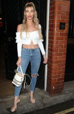 FERNE MCCANN at Inner 13 x Mason Newman Studios Event in London 05/29/2019