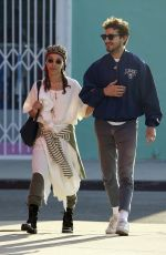 FKA TWIGS and Shia Labeouf Out Shopping in Los Angeles 04/29/2019