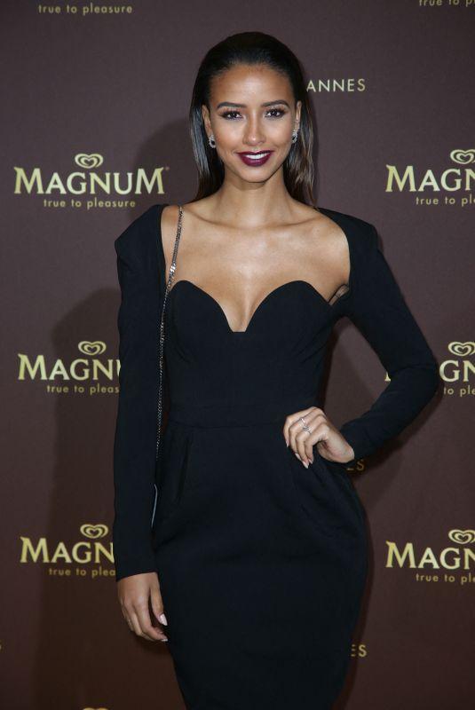 FLORA COQUEREL at Magnum x Rita Ora Party at Cannes Film Festival 05/16/2019