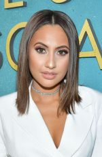 FRANCIA RAISA at The Sun Is Also A Star Premiere in Los Angeles 05/13/2019