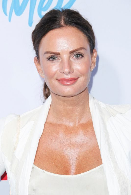 GABRIELLE ANWAR at The Last Summer Special Screening in Hollywood 04/29/2019