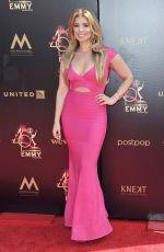 GABY NATALE at Daytime Emmy Awards 2019 in Pasadena 05/05/2019