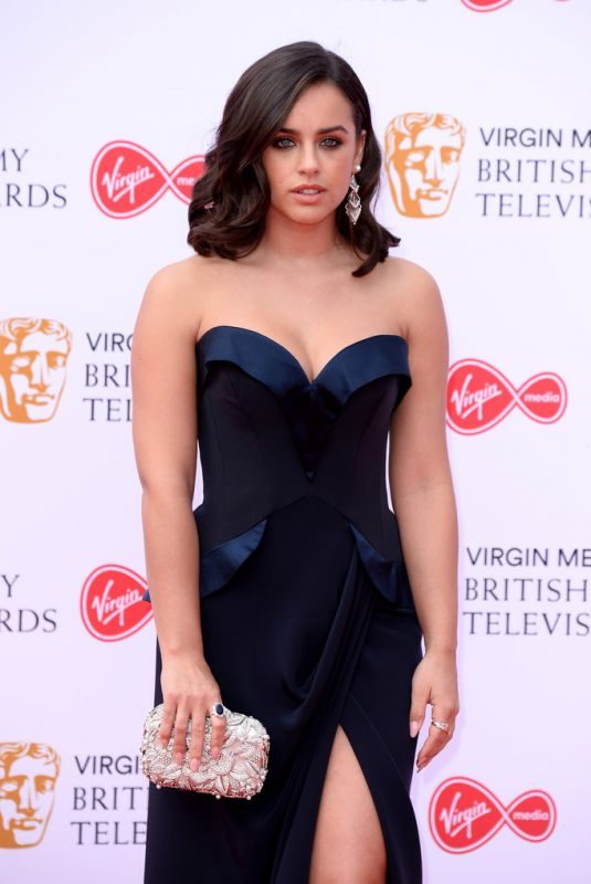 GEORGIA MAY FOOTE at Virgin Media British Academy Television Awards 2019 in London 05/12/2019