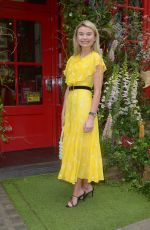 GEORGIA TOFFOLO at Boisdale of Belgravia Launch Party 05/20/2019