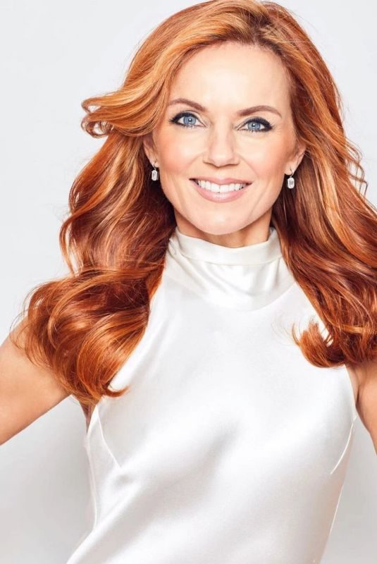 GERI HALLIWELL for L'Oreal Paris 2019