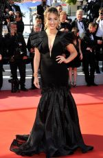 GIULIA GAUDINO at The Traitor Screening at 72nd Annual Cannes Film Festival 05/23/2019