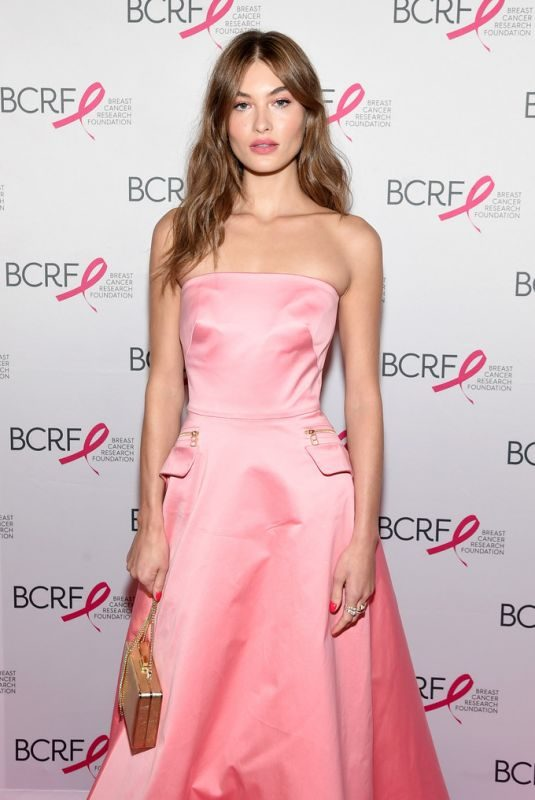 GRACE ELIZABETH at Breast Cancer Research Foundation's Hot Pink Party in New York 05/15/2019