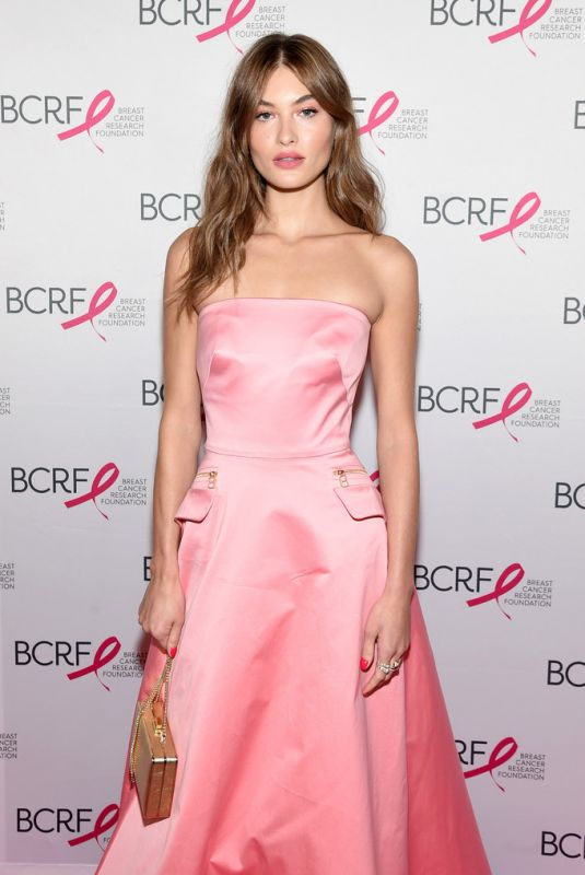 GRACE ELIZABETH at Breast Cancer Research Foundation