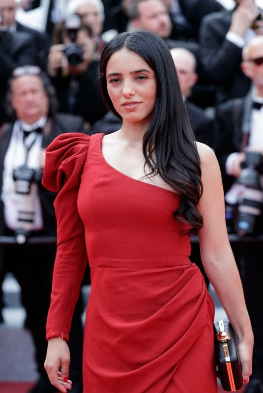 HAFSIA HERZI at Once Upon a Time in Hollywood Screening at 2019 Cannes Film Festival 05/21/2019