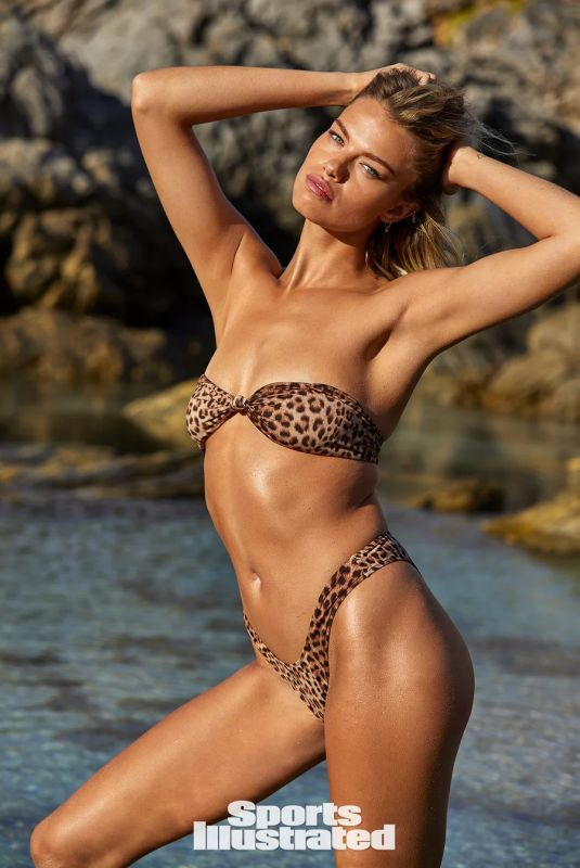 HAILEY CLAUSON in Sports Illustrated Swimsuit 2019 Issue