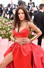 HALEY at 2019 Met Gala in New York 05/06/2019