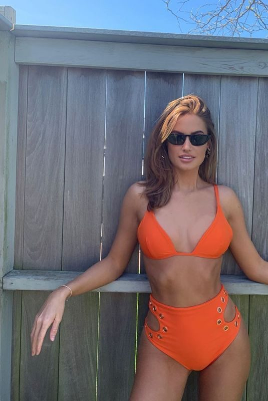 HALEY KALIL in Swimsuit – Instagram Pictures, May 2019