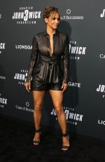HALLE BERRY at John Wick: Chapter 3 - Parabellum Premiere in Hollywood 05/15/2019