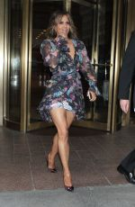 HALLE BERRY Leaves Her Hotel in New York 05/09/2019