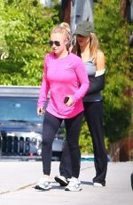 HAYDEN PANETTIERE Out in Hollywood 05/14/2019