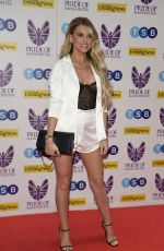 HAYLEY HUGHES at Pride of Manchester Awards 2019 05/08/2019