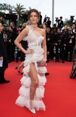 HEIDI LUSHTAKU at Once Upon a Time in Hollywood Screening at Cannes Film Festival 05/21/2019