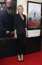HELEN GEORGE at The Lehman Trilogy Press Night in London 05/22/2019