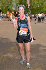 HELEN SKELTON at 2019 Virgin Money London Marathon 04/28/2019