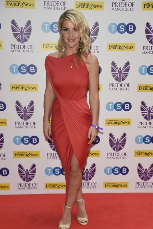 HELEN SKELTON at Pride of Manchester Awards 2019 05/08/2019